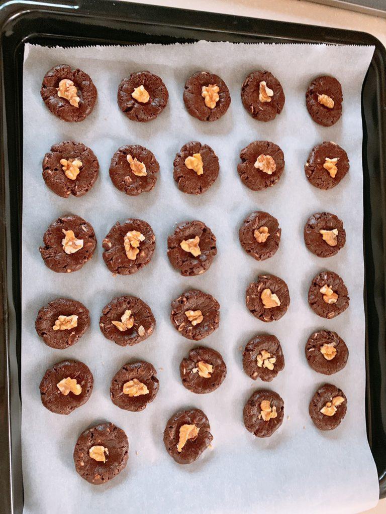 プロテインクッキー レシピ